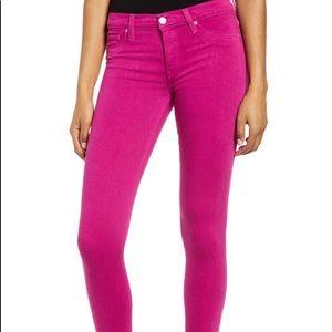 Hudson Jeans Nico Mid-Rise Super Skinny Ankle Jean